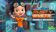 Rusty Rivets Combine It and Design It 1