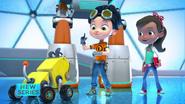 Rusty Rivets Ruby Dog Spin Master Nickelodeon 7