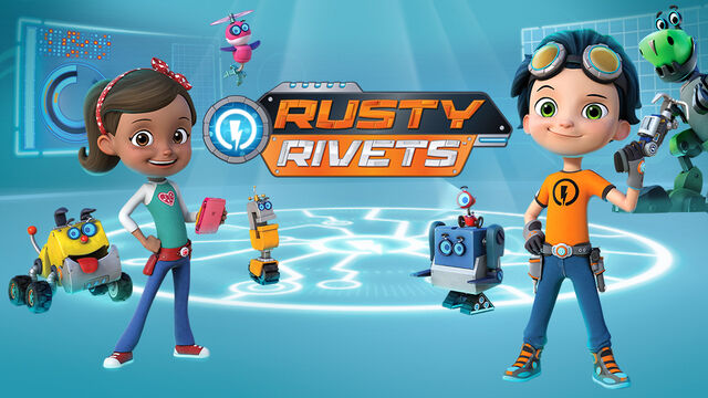 File:Gear Up for Rusty Rivets Poster - Spin Master Nickelodeon.jpg