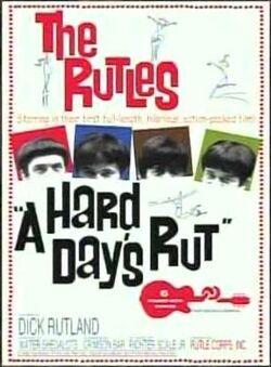 A Hard Day's Rut