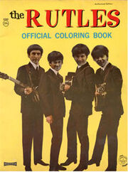 Rutles Coloring Book
