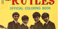 The Rutles: Official Coloring Book