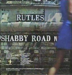 Shabby Road-back