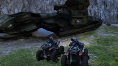 RvB reconstruction trailer