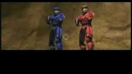 Red Vs Blue Grunt Fight Scene