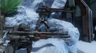 Mercenaries firing Binary Rifles