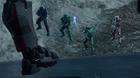 Away team encounters Sharkface