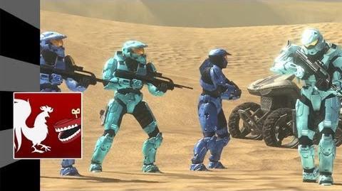 Red vs Blue Season 10 Episode 12