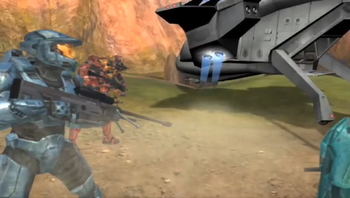 Halo 2 Pelican