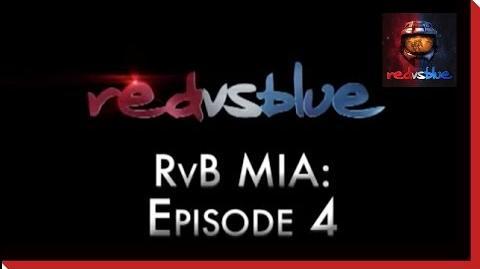MIA Episode 4 - Red vs