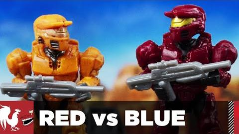 The Brick Gulch Chronicles – Episode 5 – Red vs. Blue Season 14