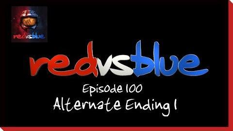 Alternate Ending 1 - Episode 100 - Red vs
