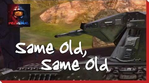 Same Old, Same Old – Episode 98 – Red vs