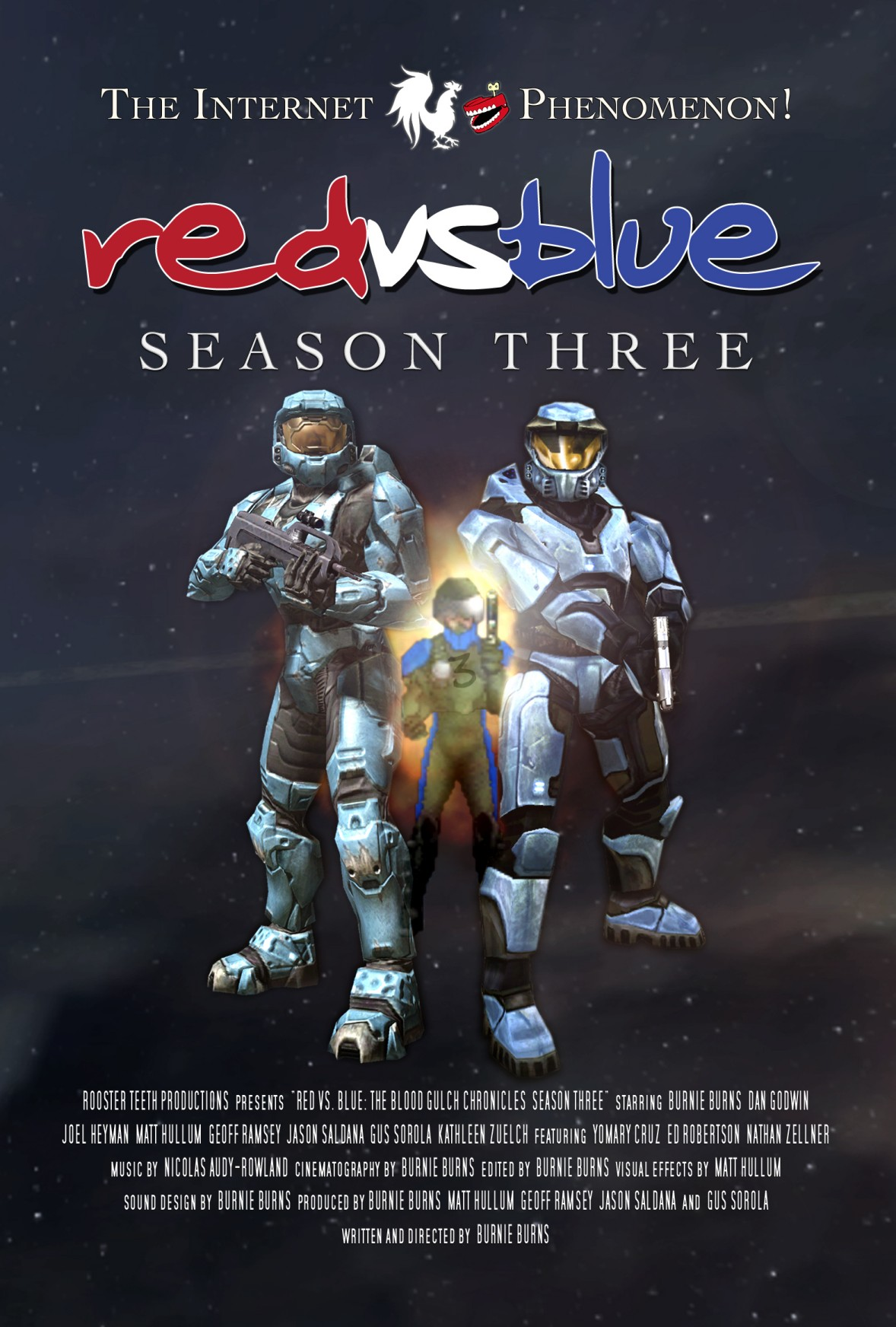 Blue: Season 3 | Red vs. Blue Wiki | FANDOM powered by Wikia