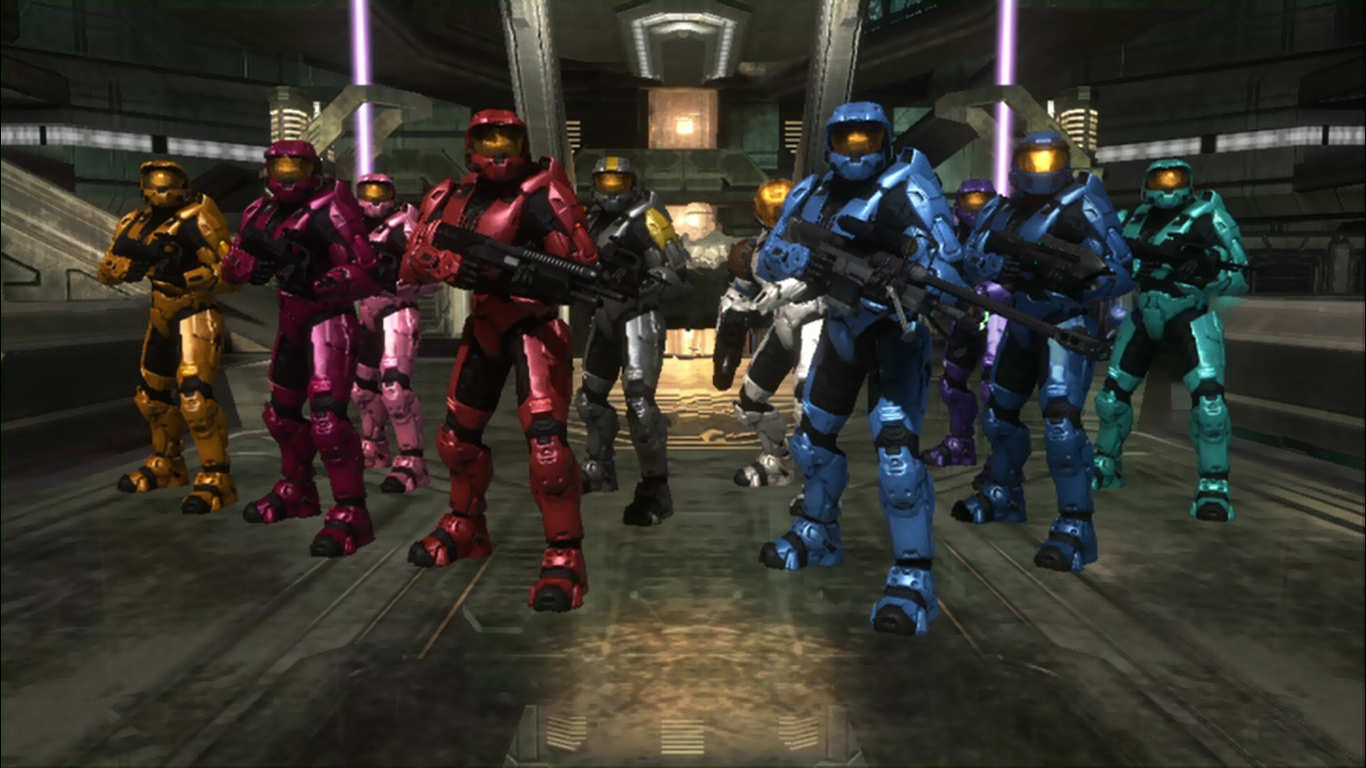 Why You Should Watch Red Vs Blue Jump Cut Film And Tv Blog