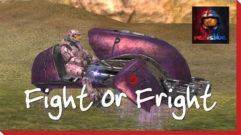 Fight or Fright - Episode 60 - Red vs