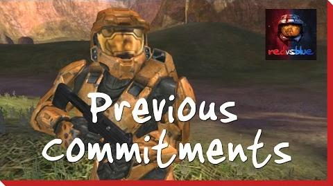 Previous Commitments - Episode 64 - Red vs