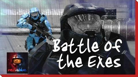 Battle of the Exes – Chapter 13 – Red vs. Blue Season 8