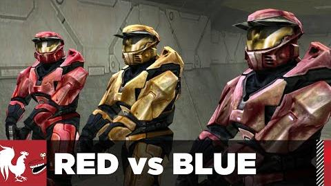 Coming up next on Red vs. Blue Season 14 – The Prequels