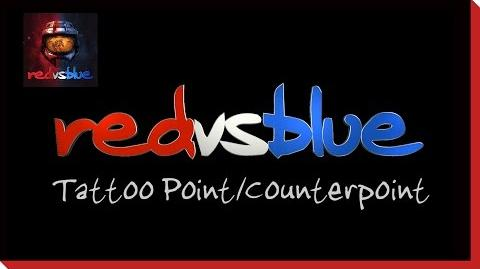 Tattoo Point Counterpoint PSA - Red vs