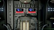 Engineer approaches Epsilon unit