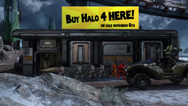 Red's got to vote for Halo 4