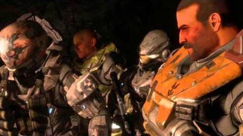 Halo Reach - Unknown Soldier