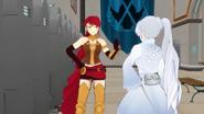 Pyrrha's hand