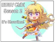 Illustration released of RWBY Chibi Season 2 by Mojojoj