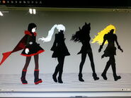 Team rwby early teaser image