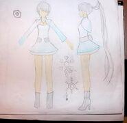 Origina Weiss Doodle