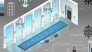 V4 02 schnee hallway concept art