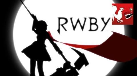 RWBY Volume 1 Opening Titles Animation