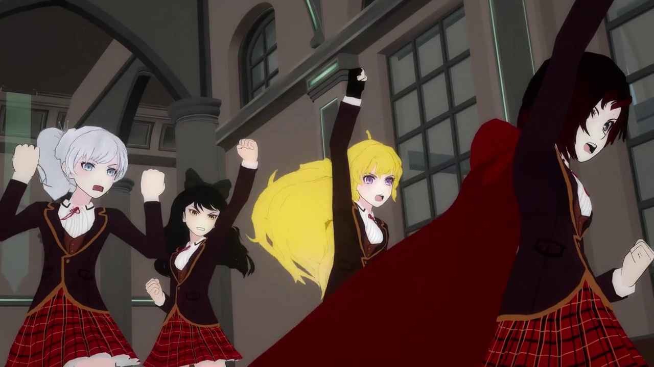 Watch also File Raven branwen credits additionally File v2 ep 4 deery1 besides Cosplay Vogue Beat Featuring Sunlit Cosplay furthermore Ozpin 27s Group. on qrow rwby