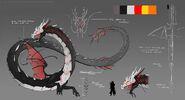 Sea Dragon concept art