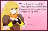 Yang valentine