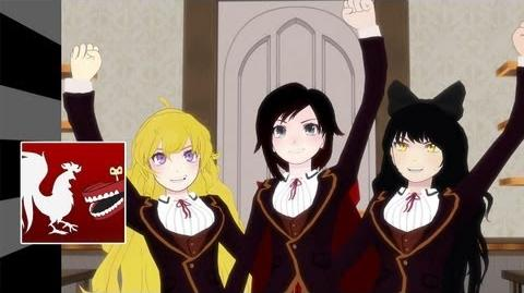 RWBY Episode 9 The Badge and The Burden
