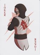 White Fang card
