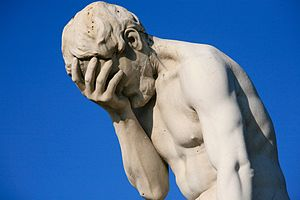 File:300px-Paris Tuileries Garden Facepalm statue.jpg