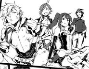 Manga 15 team jnpr