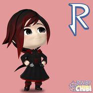 Ruby Chibi