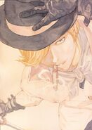 Roman (RWBY Official Japanese Fanbook, Illustration,Tajima Shou)