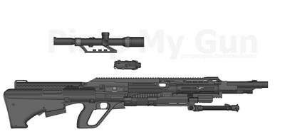 Sniper Commission 1-Leaf