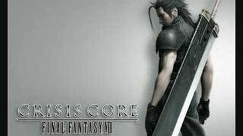 FFVII Crisis Core Soundtrack- The Price of Freedom