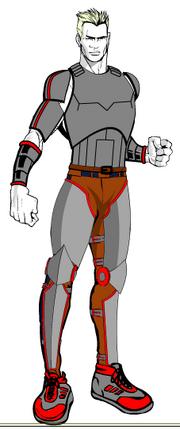 Albus Armor Set