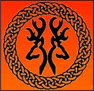 Saffron Stag