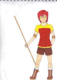 Rina rouge