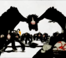 Monster Versus Monster
