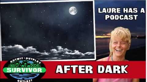 Laure has a Podcast After Dark