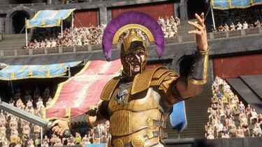 Commodus Speech